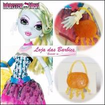 Bolsinha Para Boneca Monster High * Original Mattel