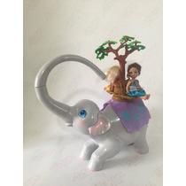 Elefante Tika Barbie Princesa Da Ilha 2 Kelly Completa