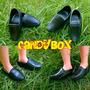 Sapato Preto Para Boneco Ken ( Barbie ) - Sapatinho Novo !
