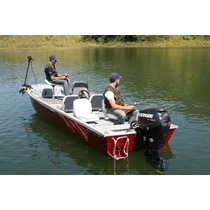 Barco De Alumínio Levefort Apolus 550 Fish Tracker - Zero