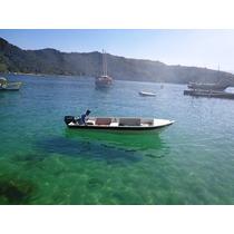 Barco Bote Lancha Fibra Pesca 5,30 Mt Artsol Borda Alta