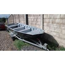 Barco Alumínio Fox / Reforçado