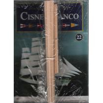 Coleção Navio Veleiro Cisne Branco - Altaya - N.22 - 40.00