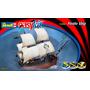 Modelo Boat - Revell Kit Do Navio De Pirata Easykit Clip Jun