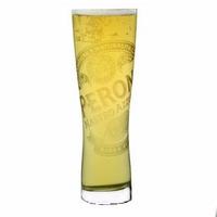 Copo Vidro Cerveja Italiana Peroni Pint 568ml Novo Veja+
