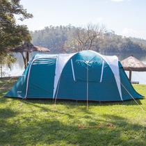 Barraca Arizona 9/10 Pessoas Nautika Camping Super Grande