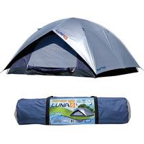 Barraca Camping Luna 6 Pessoas Mor 2,60 X 2,60 Pode Retirar