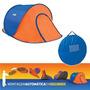 Barraca De Camping Agile Para 2 Pessoas Montagem Instantanea