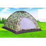 Barraca Camping 8 A 10 Lugares Iglu Camuflada 300x300x170cm