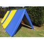 Barraca De Camping Canadense Natura 5 C/ Varanda Gripa Tents