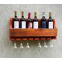 Adega De Madeira - Adega Para Vinhos E Garrafas E Bebidas