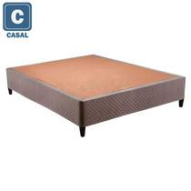 Base Box Herval Eurocama Casal Preto 138x188cm