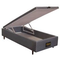 Base Cama Box Baú Solteiro Poliéster 88 X 1,88cm - Herval