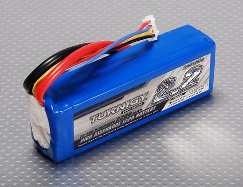 Bateria Lipoly Turnigy 2200mah 3s20c