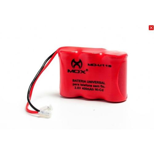Bateria Telefone Sem Fio Motorola 3.6v 400mah
