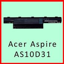 Bateria Gateway Ne56r07b Emachine D442-v081 As10d75