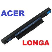 Bateria Acer Aspire 3820 5820 7745 7739 7745 As10b73 Longa
