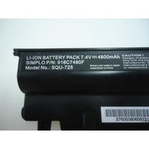 Bateria Netbook Acer Aspire One P/n: Um08a31