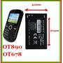 Bateria Original Vodafone Ot678 Ot-i808 Ot-i813 Ot678 Ot890