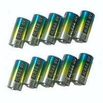 10 Pilhas 4lr44 6v Bateria Coleira Anti Latido Frete Gratis!
