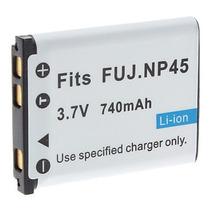Bateria Np-45 Fuji Finepix Fujifilm J10 J12 J15fd J20 J22