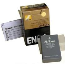 Bateria Nikon Original En-el9a Enel9 D40 D40x D60 D5000