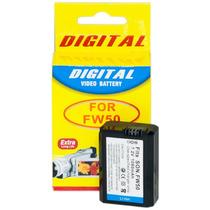 Bateria Compatível Sony Np-fw50 P/ Nex-3 Nex-5r Nex-7 Nex-f3