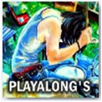 Playalongs Drumless -1394 Músicas Completas Sem Bateria