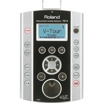 Modulo De Bateria Eletronica Roland Td9 - 1 Ano De Garantia