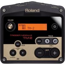 Módulo Roland Tm2 Na Cheiro De Música Loja Autorizada !!