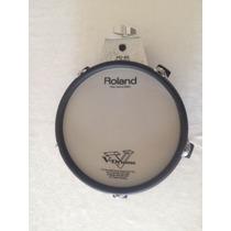 Pd 85 Bk Pad Roland Mesh Head V-drums 8 Pol Pd-85bk