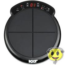 Bateria Eletrônica Kat Ktmp1 Percussão Multipad Midi Usb