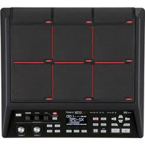 Bateria Eletrônica Roland Spd-sx Sampling Pad Bivolt Preta
