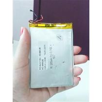 Bateria Tablet Genesis 7325 Tamanho 10cm X 7cm