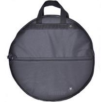 Bag Capa Para Pratos 22 Polegadas Extra Luxo Cr Bag