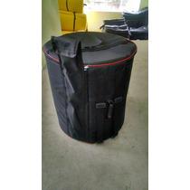 Bag Para Surdo 20x60 Com Bolso Para Suporte (tripé) Galeria
