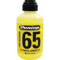 Limpador P/ Escalas Dunlop F65 Óleo De Limão