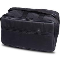 Capa Bag Pedal Duplo De Bateria Cr Bag Extra Luxo
