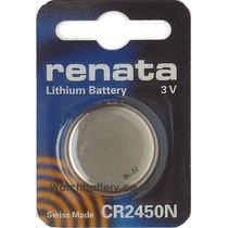 Bateria Renata Cr2450n 3v Lithium