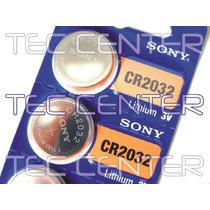 Bateria/pilha Cr2032 Sony - Cartela C/5 Unidades R$5,95