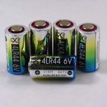 5 Pilhas 4lr44 6v Bateria Coleira Anti Latido Frete Grátis !
