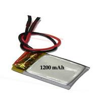Bateria De Reposição Para Mp4, Mp5, Mp6 E Afins 1200 Mah