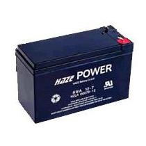 Bateria Selada Agm 12v 7ah Haze Power - Hsc12-7