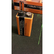 Bateria Duracell 9v Industrial Alta Performance Profissional