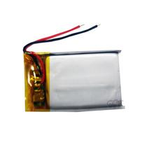 Bateria 3.7v Para Chaveiro;pen Driver; Relógio Pulso Espião