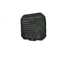 Bateria 3.7v 500mah Para Relógio Espião Visão Noturna Pulso