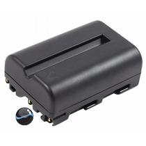 Bateria Np-fm500h Sony Alpha A500 A550 A580 A700 A850 A900