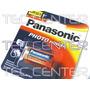 Bateria/pilha Cr123a Panasonic -cartela C/01 Unid - Original