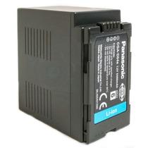 Bateria Para Filmadora Panasonic Íon De Lítio 5400 Mah