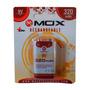 10 Baterias Recarregáveis 9v 320mah Mox Mo-9v320 Microfone